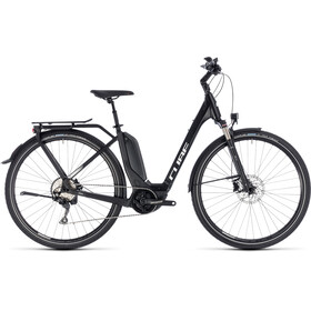 Cube Touring Hybrid Pro 400 Easy Entry Black'n'White